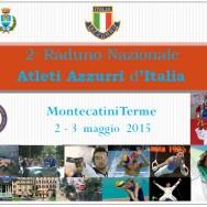 Raduno Nazionale Club Azzurri d'Italia