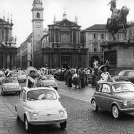 Filetto in 500 e auto storiche