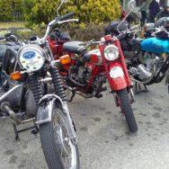 Vecchie marmitte in Garfagnana 2 Settembre – Moto Storiche