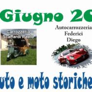 11° raduno di auto e moto storiche della Pieve