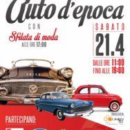 Esposizione Auto e Moto d'epoca a Lucca 21 aprile