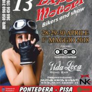 Il Club Balestrero all'Expo Motori di Pontedera (PI)