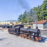 10 giugno: GITA SOCIALE – Visita  al  Deposito  Ferroviario  Rotabili  Storici  di  Pistoia