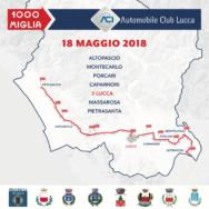 Il Club Balestrero alla Mille Miglia a Lucca