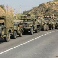 75° Anniversario della Liberazione – Veicoli militari ad Altopascio (LU)