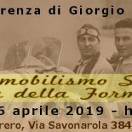 Conferenza di Giorgio Balestrero presso la sede del Club
