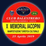 ISCRIZIONI CHIUSE – Memorial Mauro Iacopini