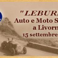 """LEBURNA"" – Auto e moto storiche a Livorno"