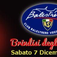 """""""Brindisi degli auguri"""" presso la sede del Club Balestrero – 7 dicembre 2019"""