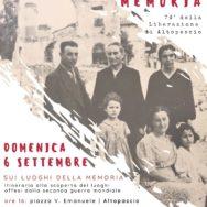 75° Anniversario della liberazione – Altopascio (LU)